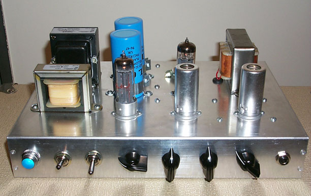 The Ax84 Project A Low Power Tube Amp Kit